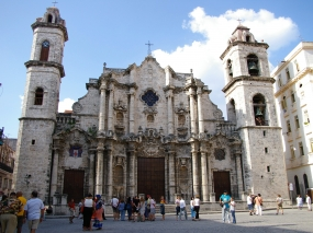 A walking tour of Old Havana, Cuba